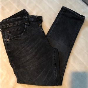ZARA MAN DENIM COLLECTION